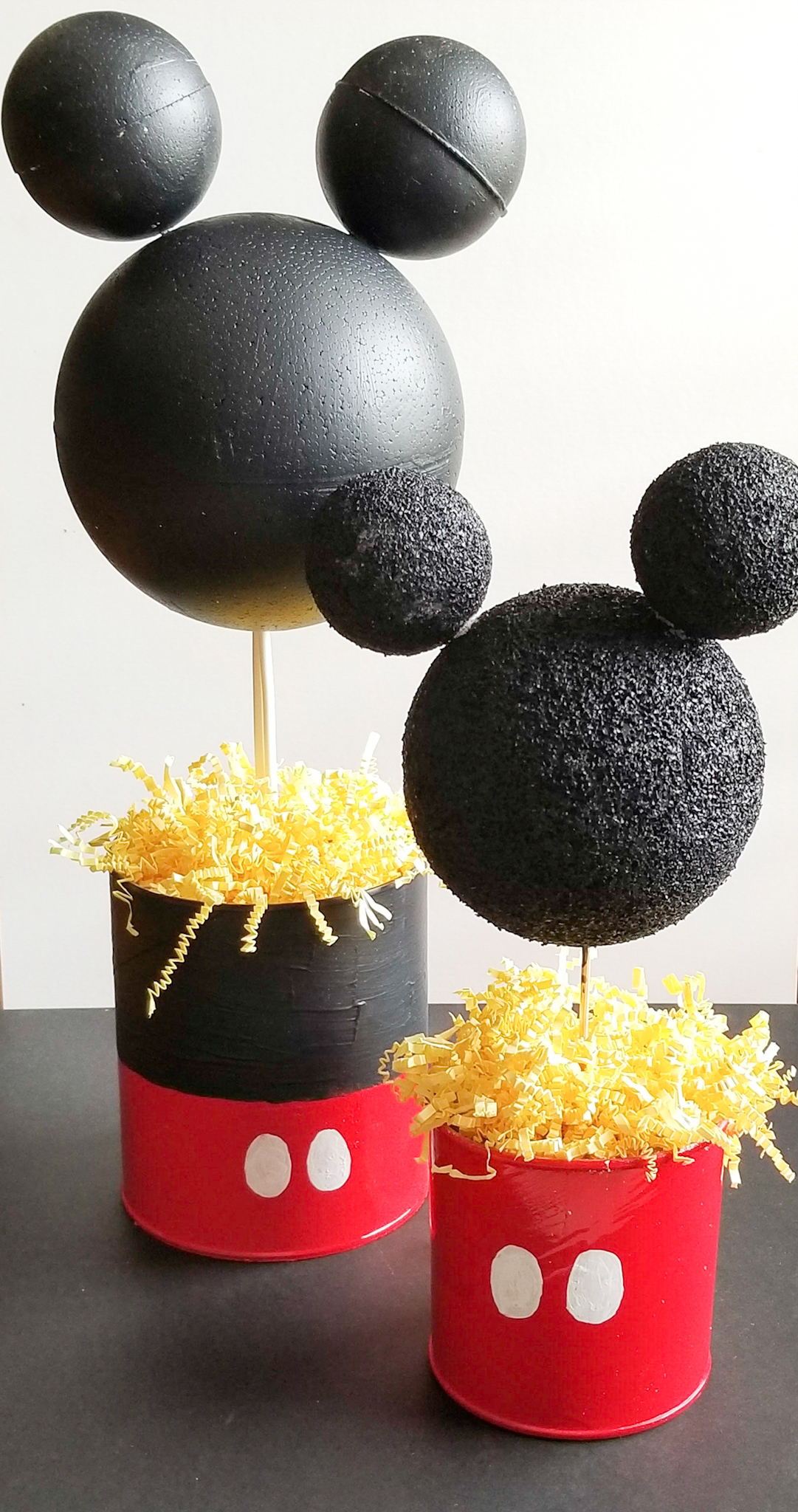 Diy Mickey Mouse Party Ideas Beautiful Eats Things