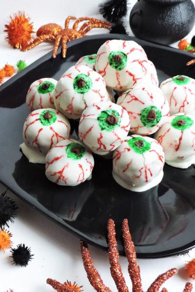 Spooky Energy Eyeballs