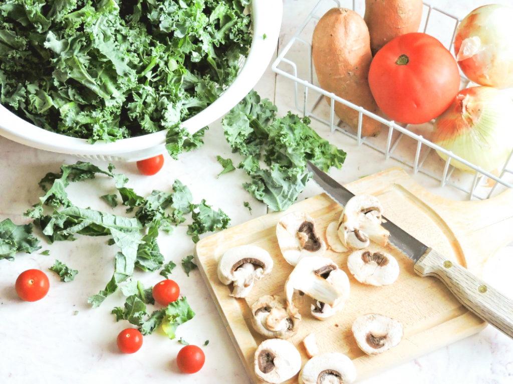 10-Day Veggie Challenge
