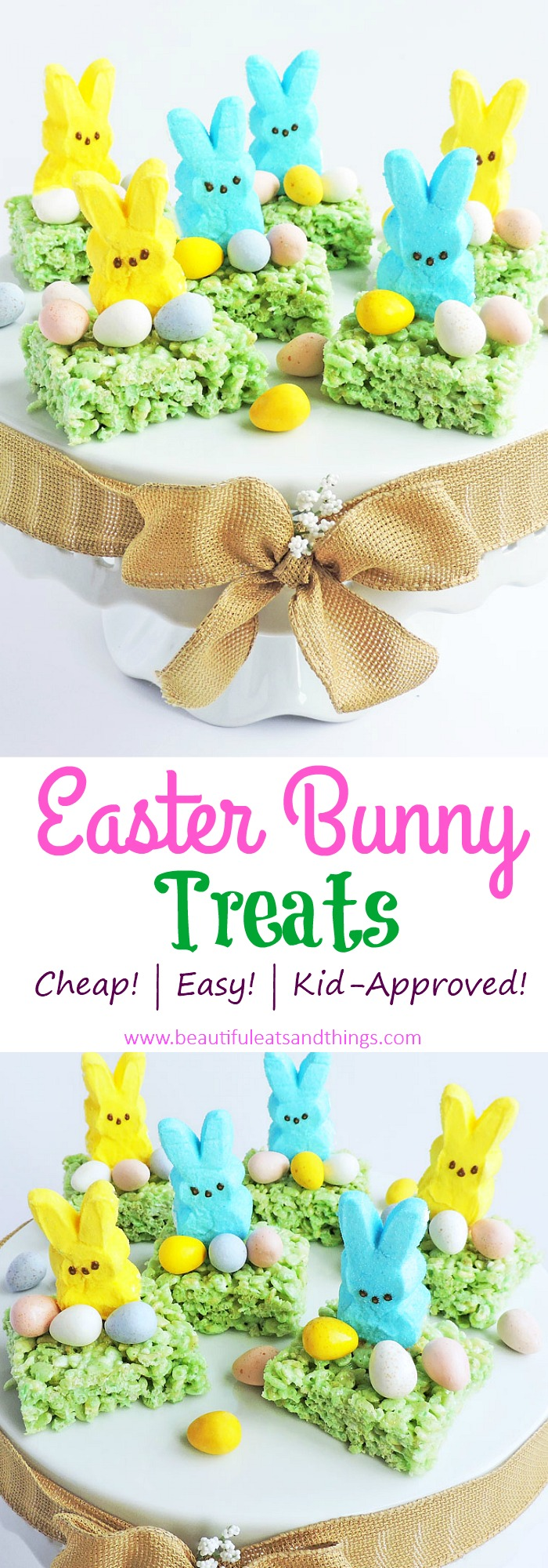 Easy Easter Bunny Treats-Cute Ideas for Easter Treats