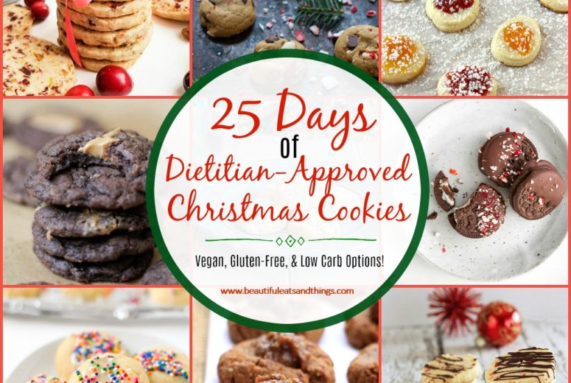 25 Days of Christmas Cookies beautifuleatsandthings.com