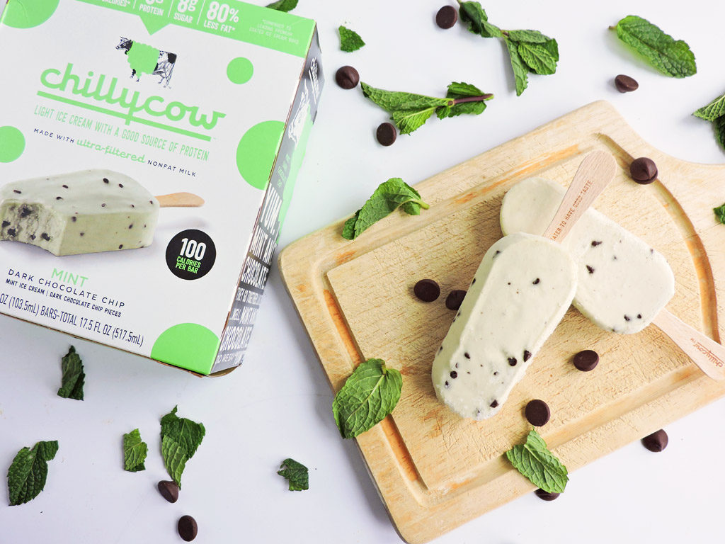 A Sweet Way to Unwind with Mint Chocolate Chip Chilly Cow beautifuleatsandthings.com