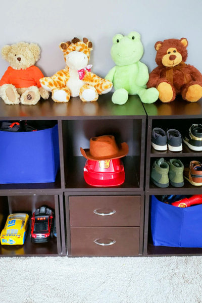 My Easy Spring-Cleaning Tips for Organizing My Kid's Room