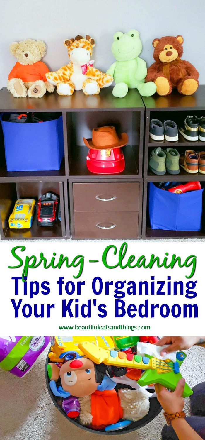 My Easy Spring-Cleaning Tips for Organizing My Kid's Room10