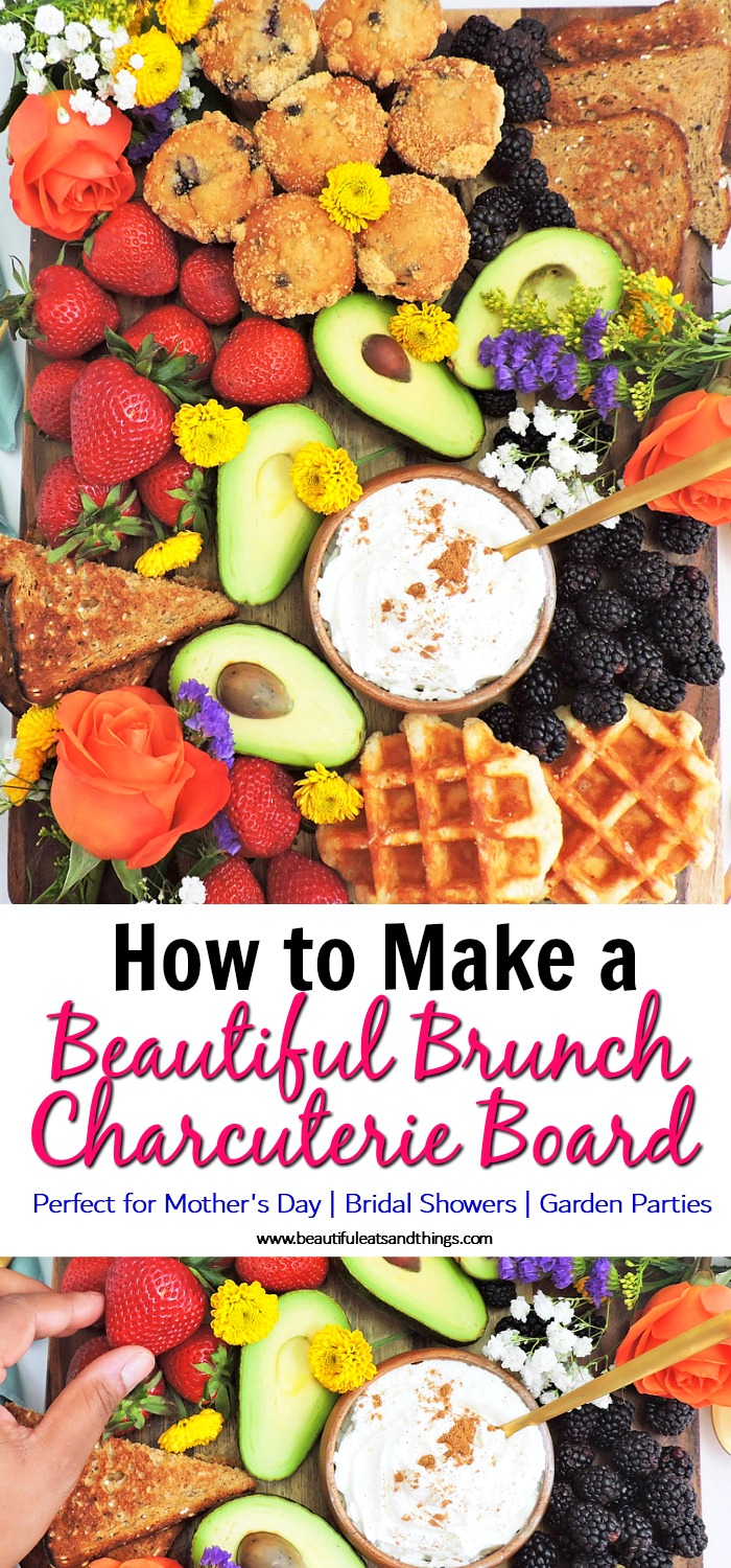 How to Make a Beautiful Charcuterie Brunch Board8