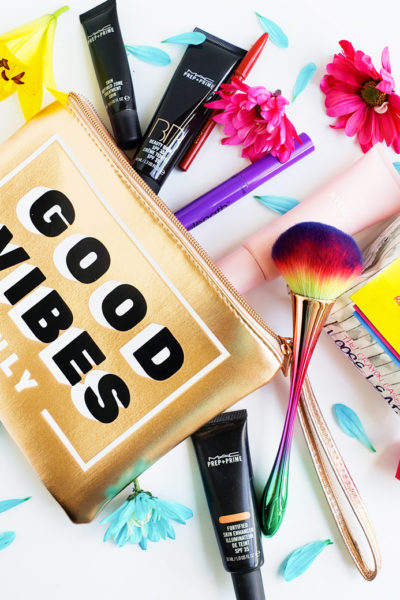 What's in My Summer Makeup Bag