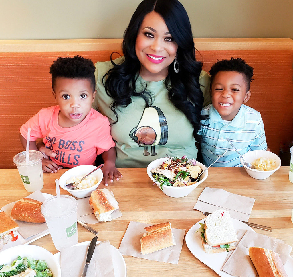 Easy and Healthy dinner solutions with Panera Bread
