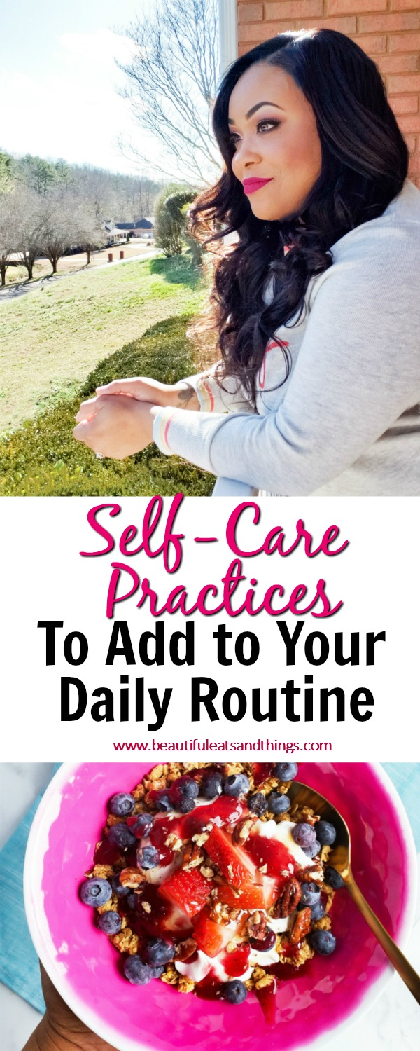 4 simple self care practices with FAGE