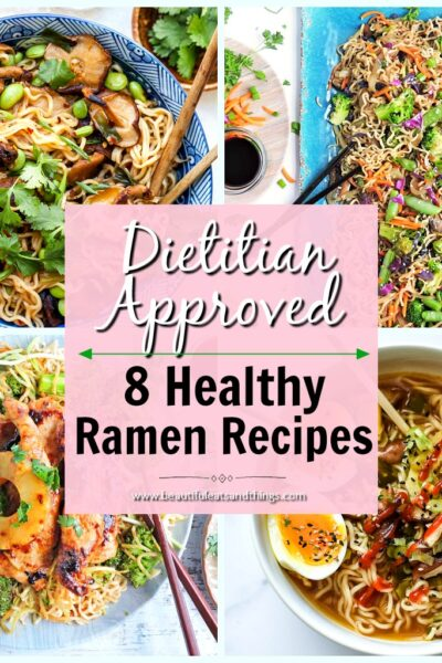 8 Healthy Dietitian-Approved Ramen Recipes