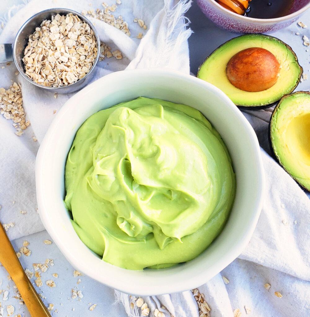 Diy Hydrating Avocado Face Mask Beautiful Eats Things