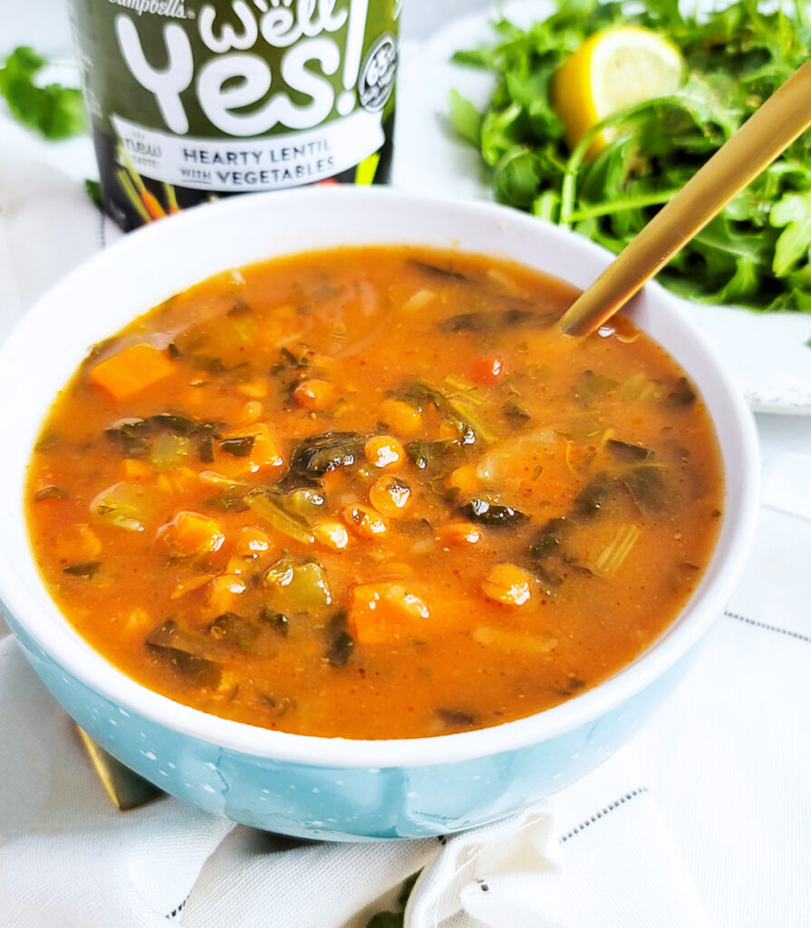 I've included 3 quick & easy Well Yes! soup pairing ideas that will make your meal even more exciting and satisfying!