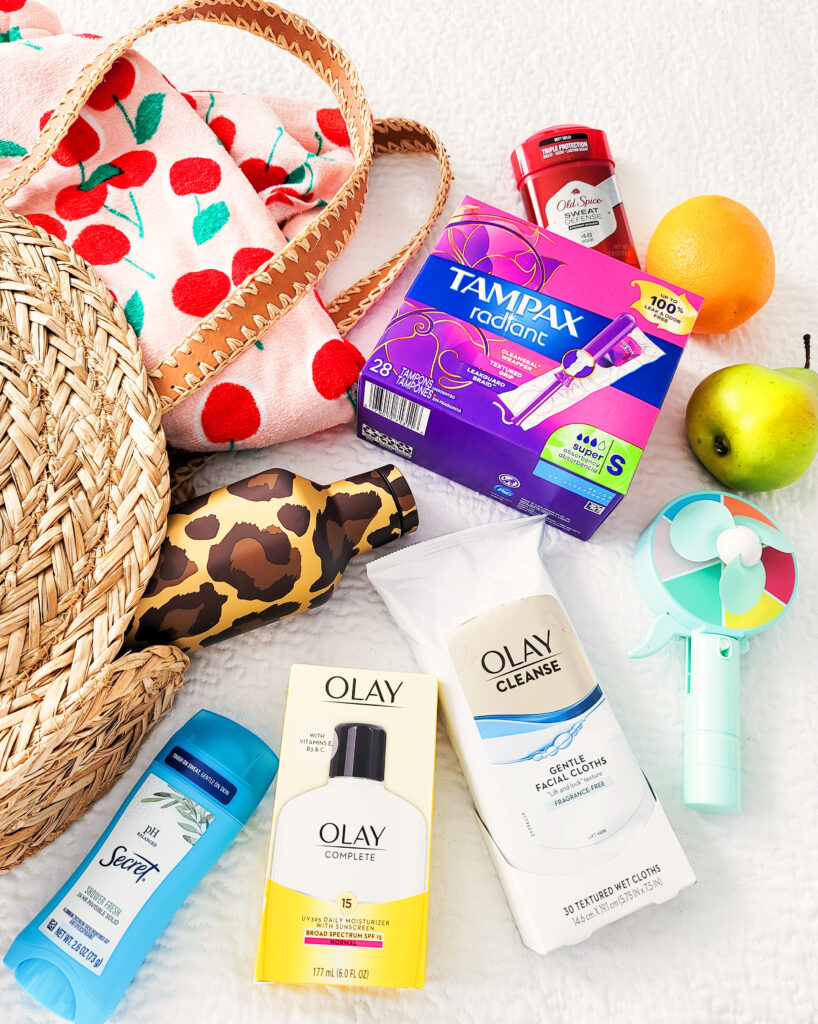Whether you're getting ready for an upcoming beach vacation or trying to master packing the ideal beach tote, check out this list of my top summer beach bag essentials.  beautifuleatsandthings.com